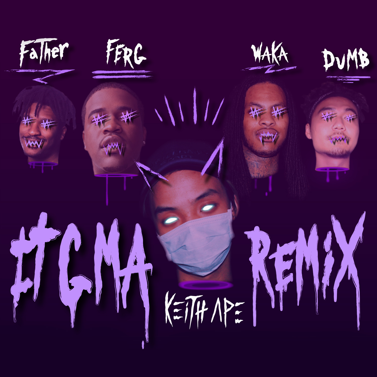RELEASES | Keith Ape - It G Ma Remix