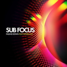 SUB FOCUS // FALLING DOWN EP