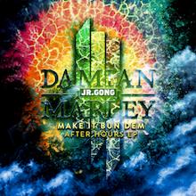 SKRILLEX & DAMIAN MARLEY // AFTER HOURS EP