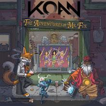KOAN SOUND // THE ADVENTURES OF MR.FOX EP