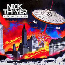 NICK THAYER // WORLDS COLLIDE EP