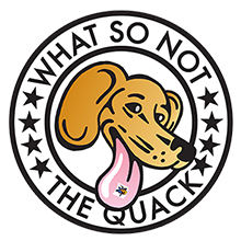 WHAT SO NOT // THE QUACK EP