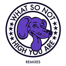 WHAT SO NOT // HIGH YOU ARE REMIXES