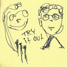 SKRILLEX & ALVIN RISK // TRY IT OUT EP