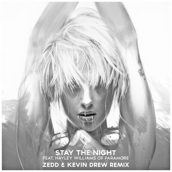 ZEDD // STAY THE NIGHT (KEVIN DREW & ZEDD REMIX)