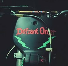 BIRDY NAM NAM - DEFIANT ORDER (OFFICIAL MUSIC VIDEO)